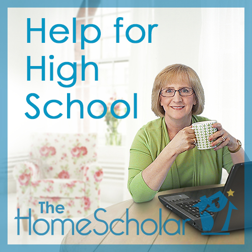 Lee Binz the Homescholar Offers Help for Homeschooling High School!